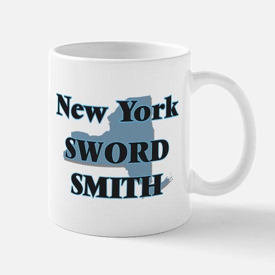 New York Sword Smith Mugs