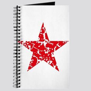 Red Star Vintage Journal