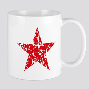 Red Star Vintage Mugs