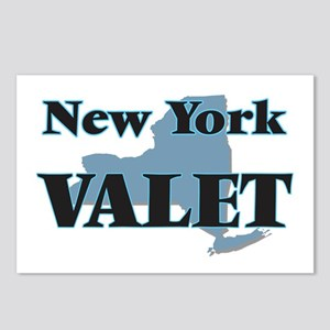 New York Valet Postcards (Package of 8)