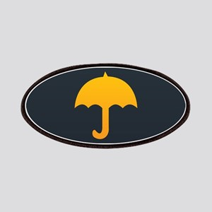 Cute Yellow Umbrella Patch