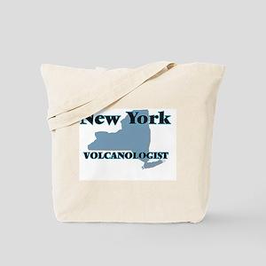 New York Volcanologist Tote Bag