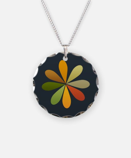 Cute Bright Flower Necklace