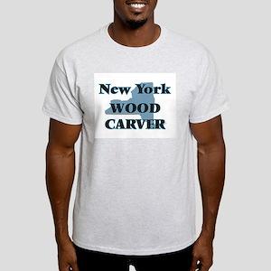 New York Wood Carver T-Shirt
