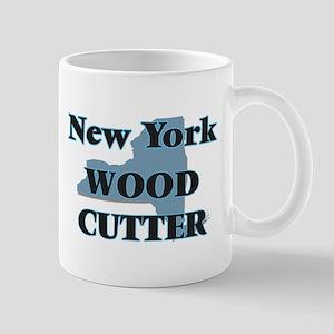 New York Wood Cutter Mugs