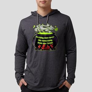 Lovin Coven Mens Hooded Shirt