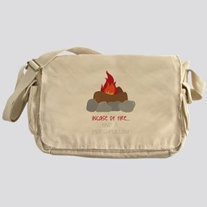 Incase Of Fire Messenger Bag