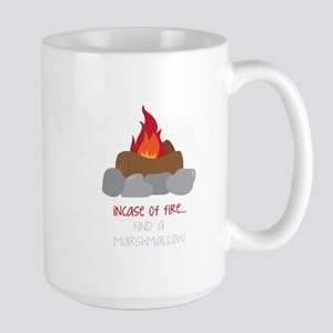 Incase Of Fire Mugs