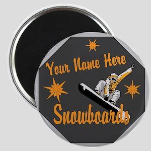 Snowboard Shop Magnets