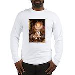 The Queen's Corgi Long Sleeve T-Shirt