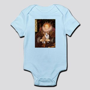 The Queen's Corgi Infant Bodysuit