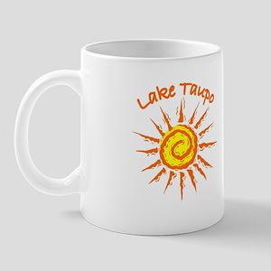 Lake Taupo, New Zealand Mug