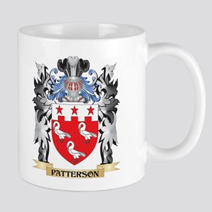 Patterson Coat of Arms - Family Crest Mugs
