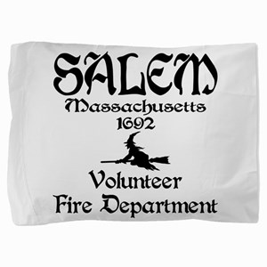 Salem Fire Dpt. Pillow Sham