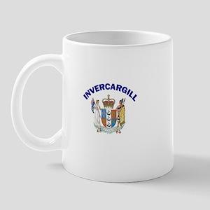 Invercargill, New Zealand Mug
