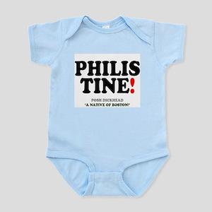 PHILISTINE - POSH DICKHEAD - BOSTON NATI Body Suit