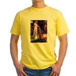 ACCOLADE / Corgi Yellow T-Shirt