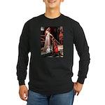 ACCOLADE / Corgi Long Sleeve Dark T-Shirt
