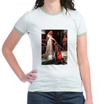 ACCOLADE / Corgi Jr. Ringer T-Shirt