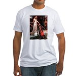 ACCOLADE / Corgi Fitted T-Shirt