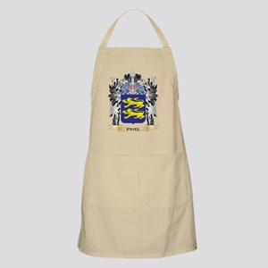 Pavel Coat of Arms - Family Crest Apron