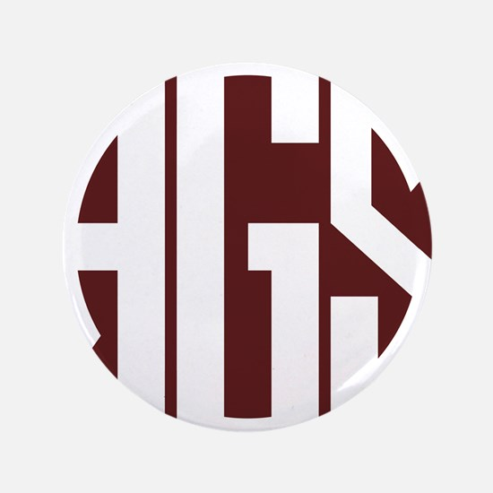 AGS - SEC - Maroon Button