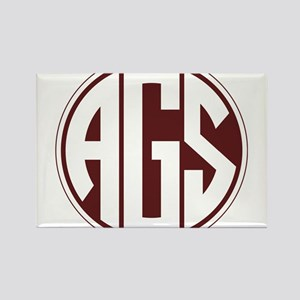 AGS - SEC - Maroon Magnets