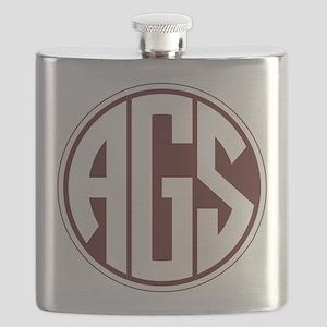 AGS - SEC - Maroon Flask