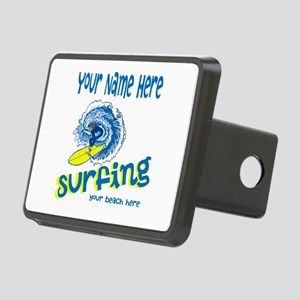 Surfing Hitch Cover
