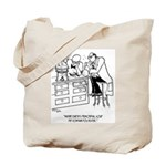 Primordial Soup Cartoon 9477 Tote Bag