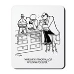 Primordial Soup Cartoon 9477 Mousepad
