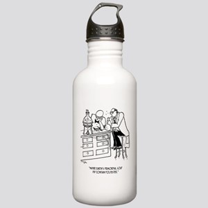 Primordial Soup Cartoo Stainless Water Bottle 1.0L