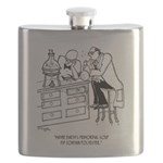 Primordial Soup Cartoon 9477 Flask
