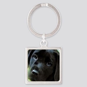 Black Lab Keychains