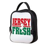 Jersey Fresh Neoprene Lunch Bag