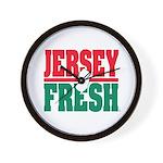 Jersey Fresh Wall Clock