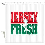 Jersey Fresh Shower Curtain