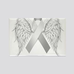 In Memory of - Silver Magnets