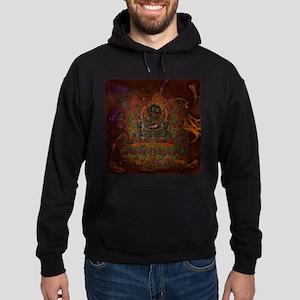 Mahakala from Buddhism Hoodie (dark)