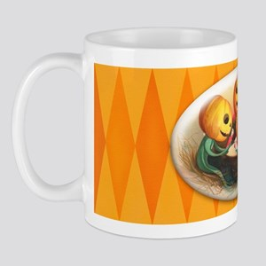 TLK006 Halloween Pumpkins Mug