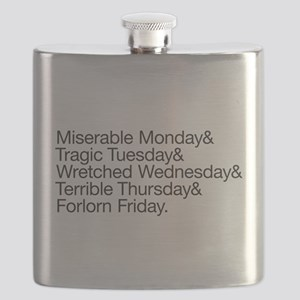 Pessimistic Week Flask