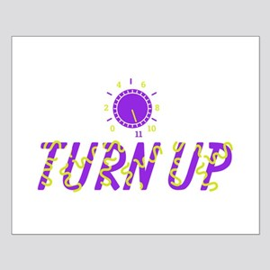 Turn Up Timer Posters