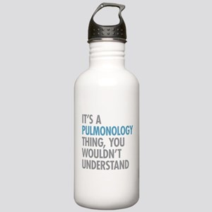 Pulmonology Thing Stainless Water Bottle 1.0L