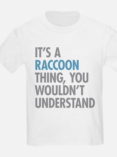 Raccoon Thing T-Shirt