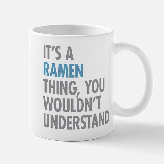 Ramen Thing Mugs