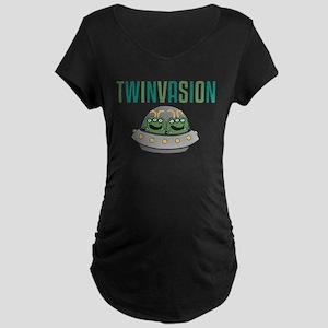 TWINVASION Maternity T-Shirt