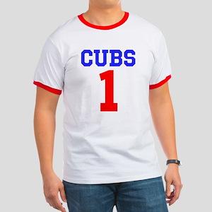 CUBS #1 Ringer T