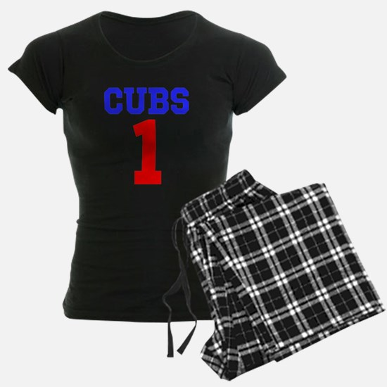 CUBS #1 Pajamas