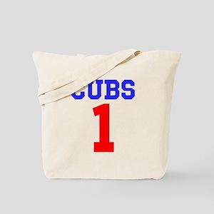 CUBS #1 Tote Bag