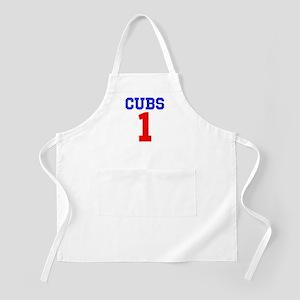 CUBS #1 Apron
